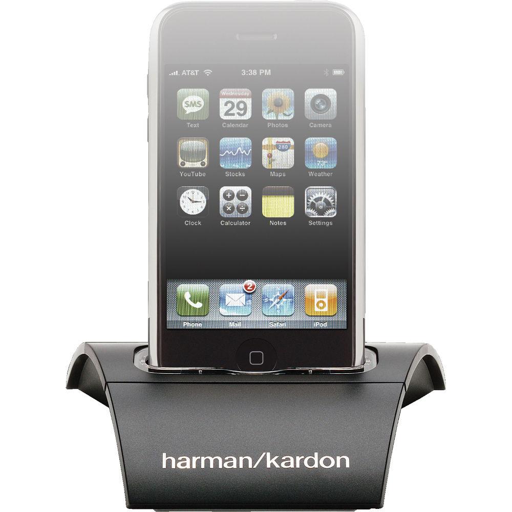 harman kardon the bridge iii docking station the bridge iii b h. Black Bedroom Furniture Sets. Home Design Ideas