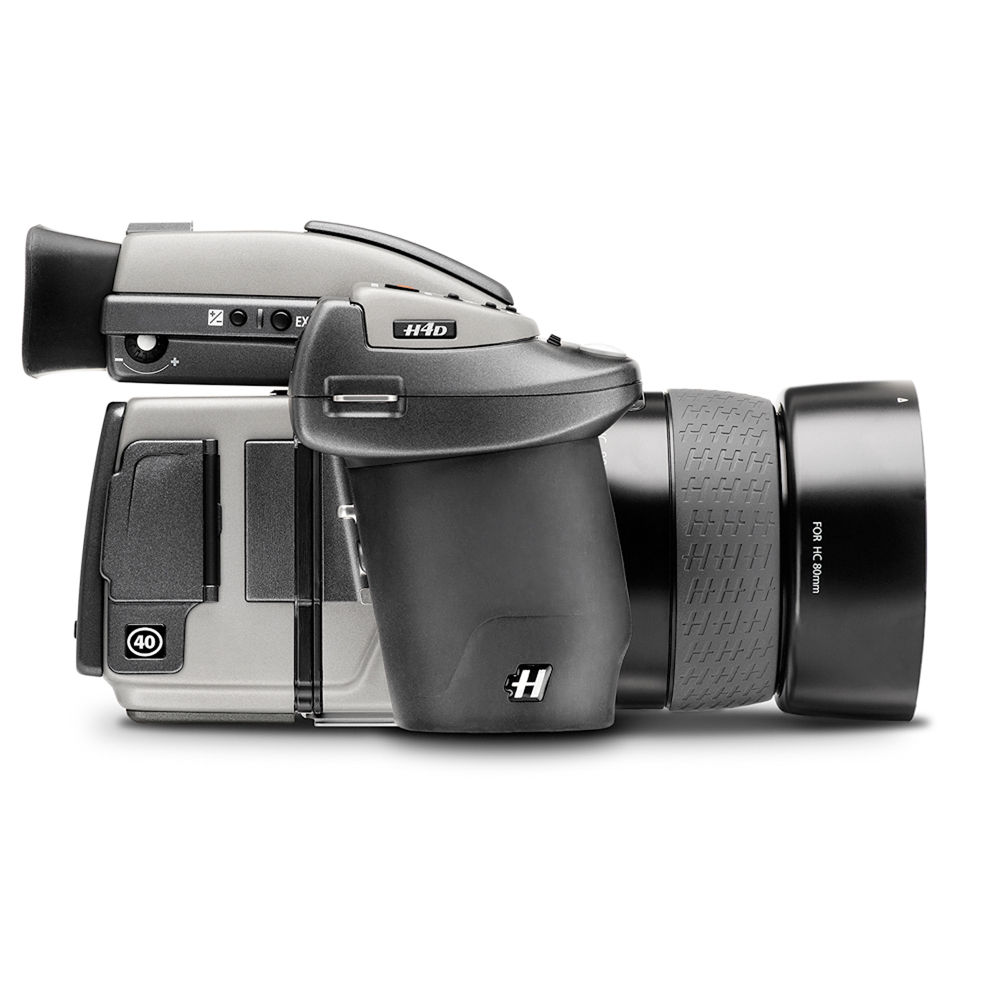 Hasselblad H4d 40 Medium Format Dslr Camera With 80mm 70380534