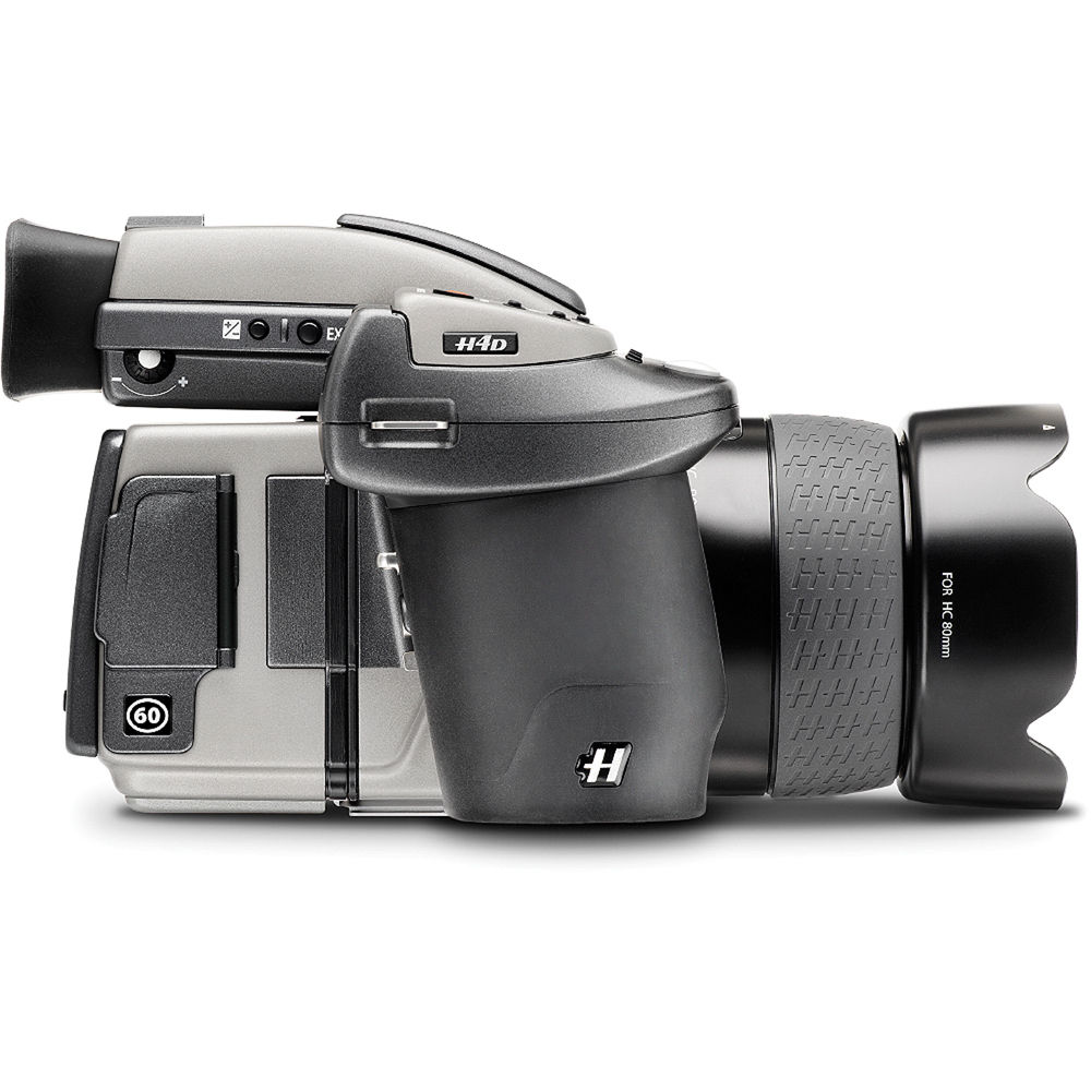 Hasselblad H4D 60 Medium Format DSLR Camera With 80mm 70480533