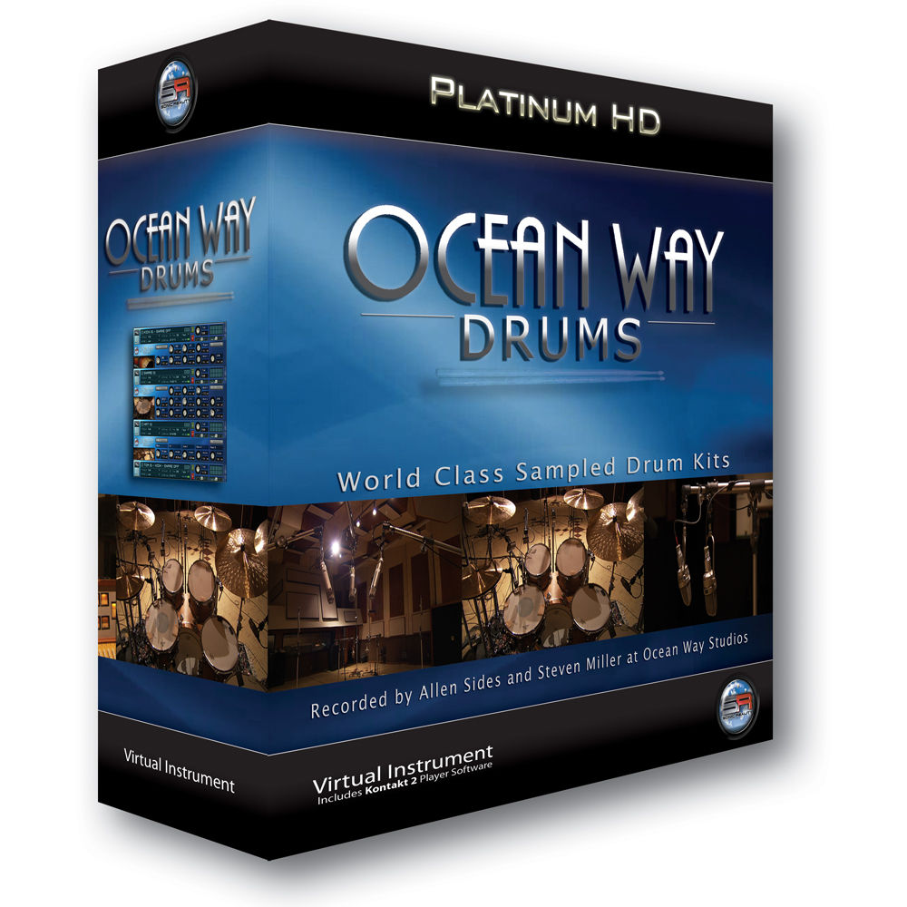 ocean way drums platinum