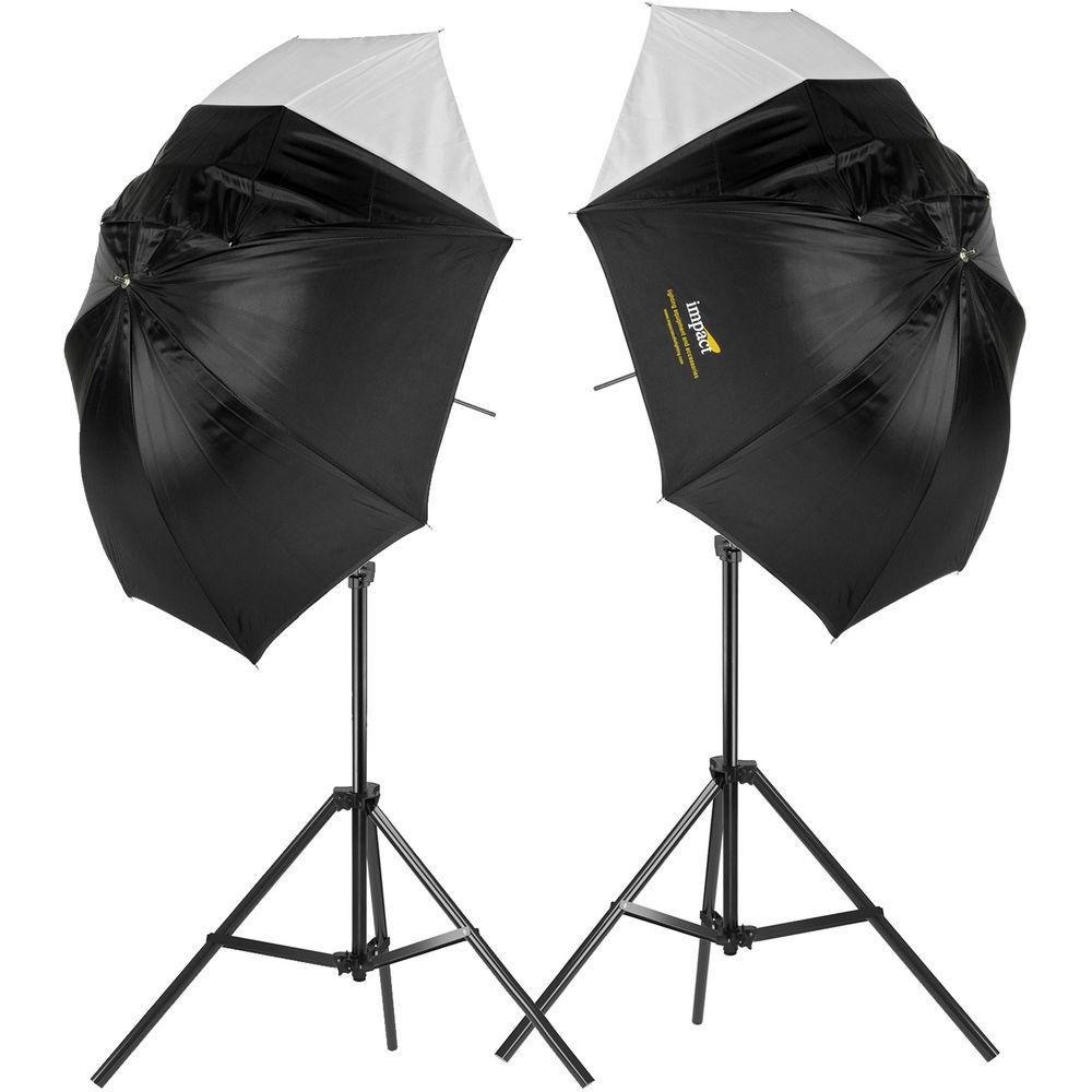 Impact Digital Flash Umbrella Mount Kit DFUMK B for Umbrella Photography Lights  67qdu