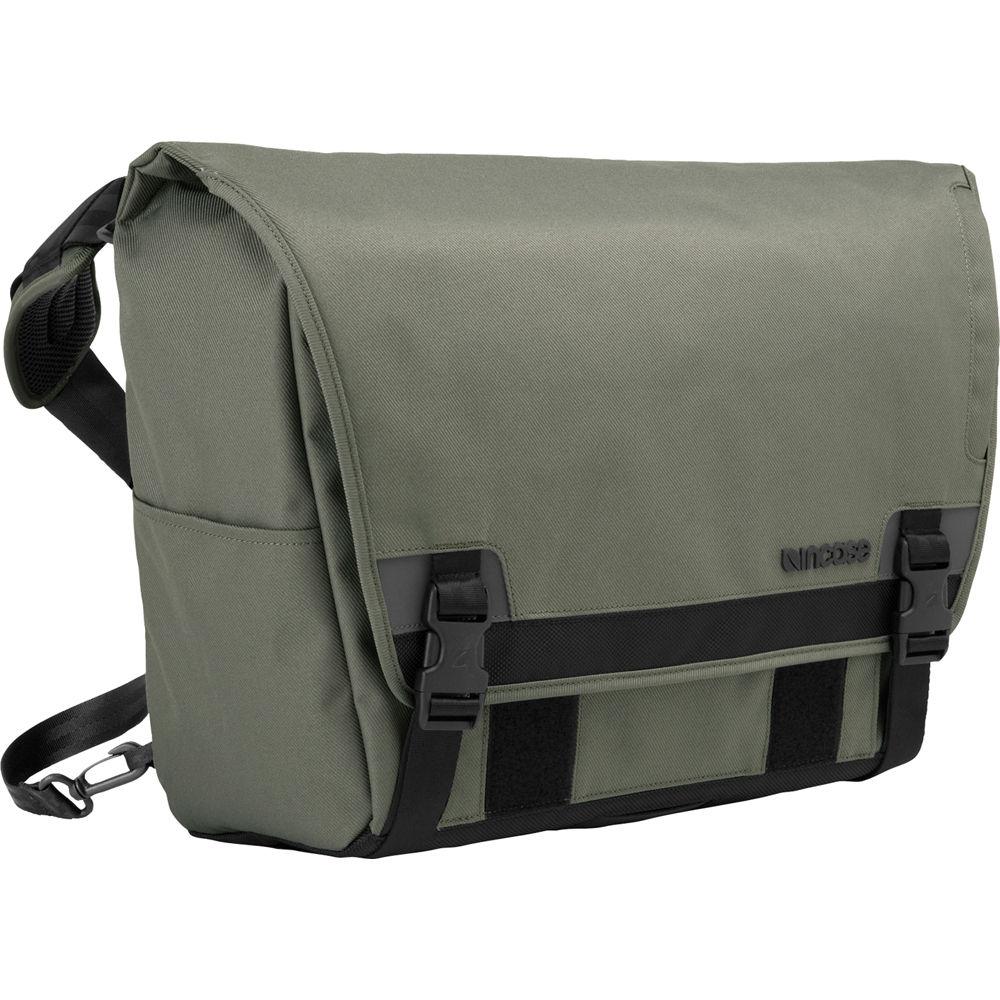 Incase Designs Corp Range Large Messenger Bag CL55395 B&H Photo