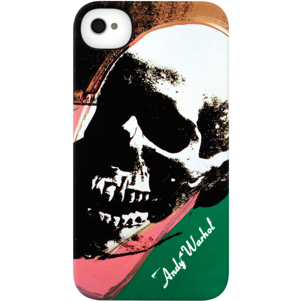 Incase Designs Corp Snap Case Warhol Collection CL59928 B&H