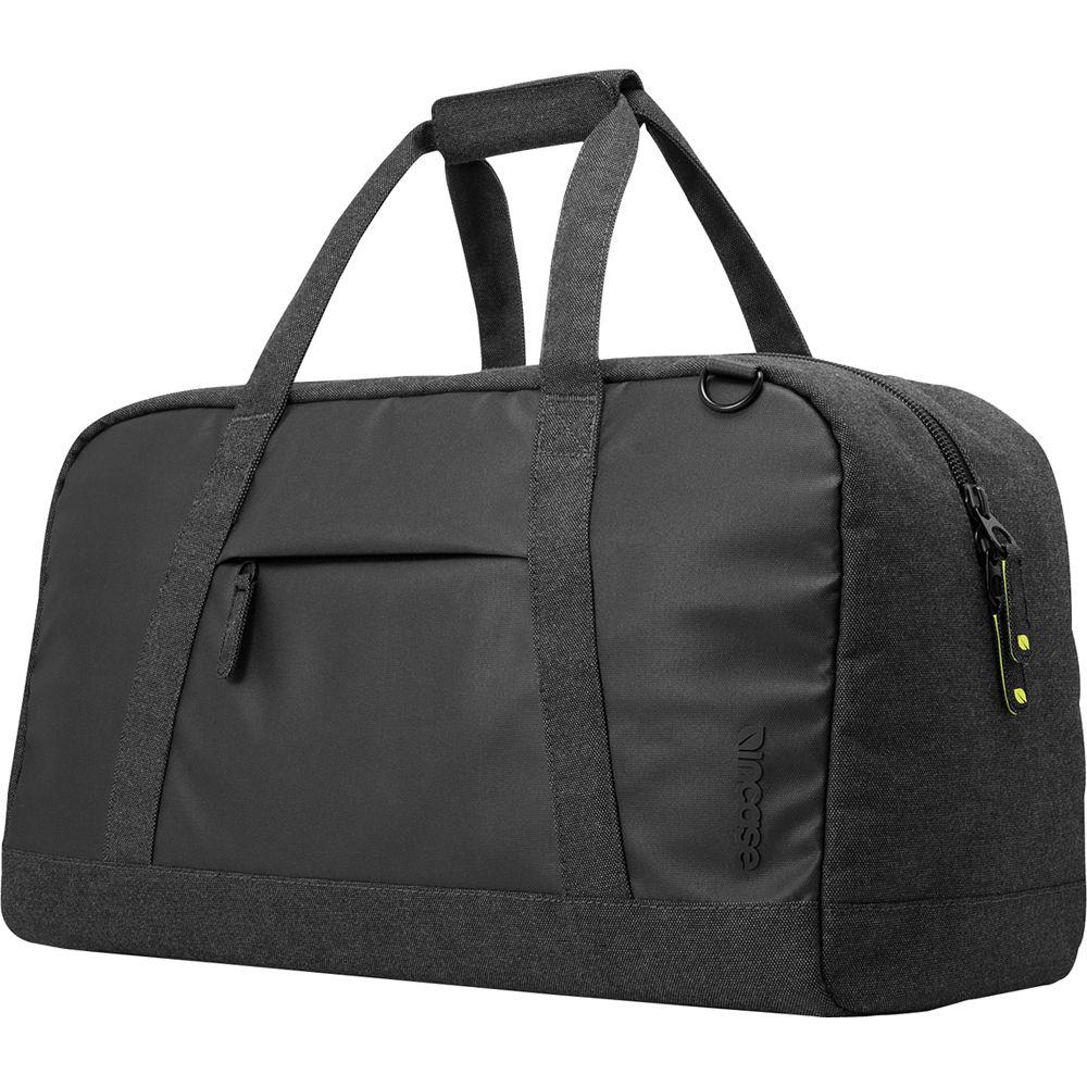 Incase Designs Corp EO Travel Duffel Bag (Black) CL90005 B H 101b2eda590