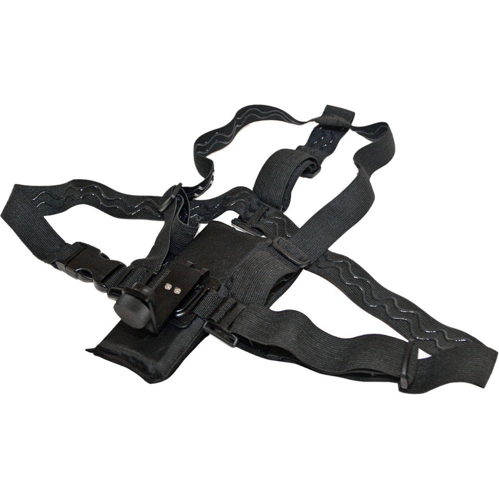 Chest camera strap