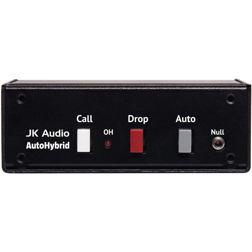 Jk Audio Autohybrid Telephone Interface Auto Bh Photo Simple Recorder