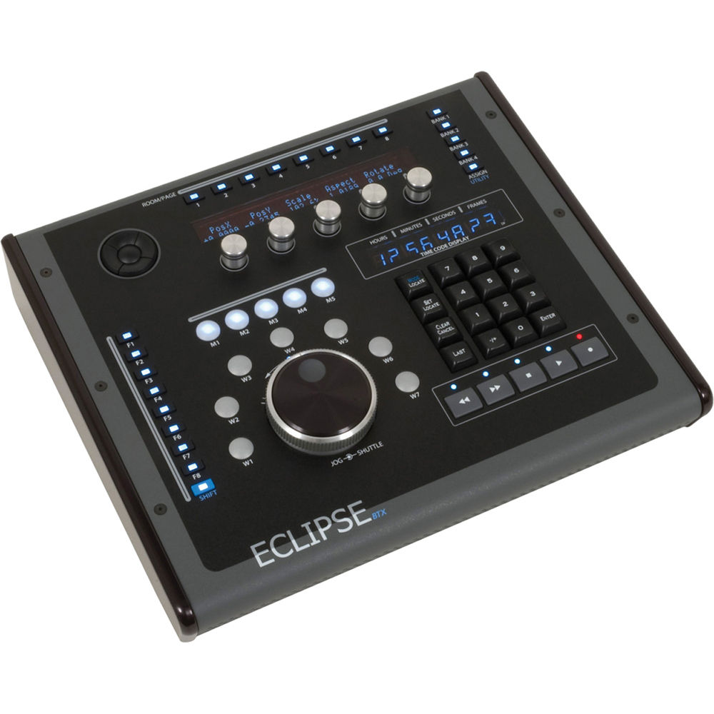JLCooper Eclipse MX Midnight Ethernet Descargar Controlador