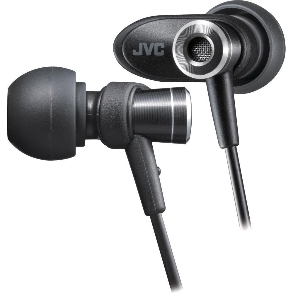 Jvc Earphone Ha En Black Fx8 Riptidz Iem Fxc51 In Ear Stereo Headphones B H