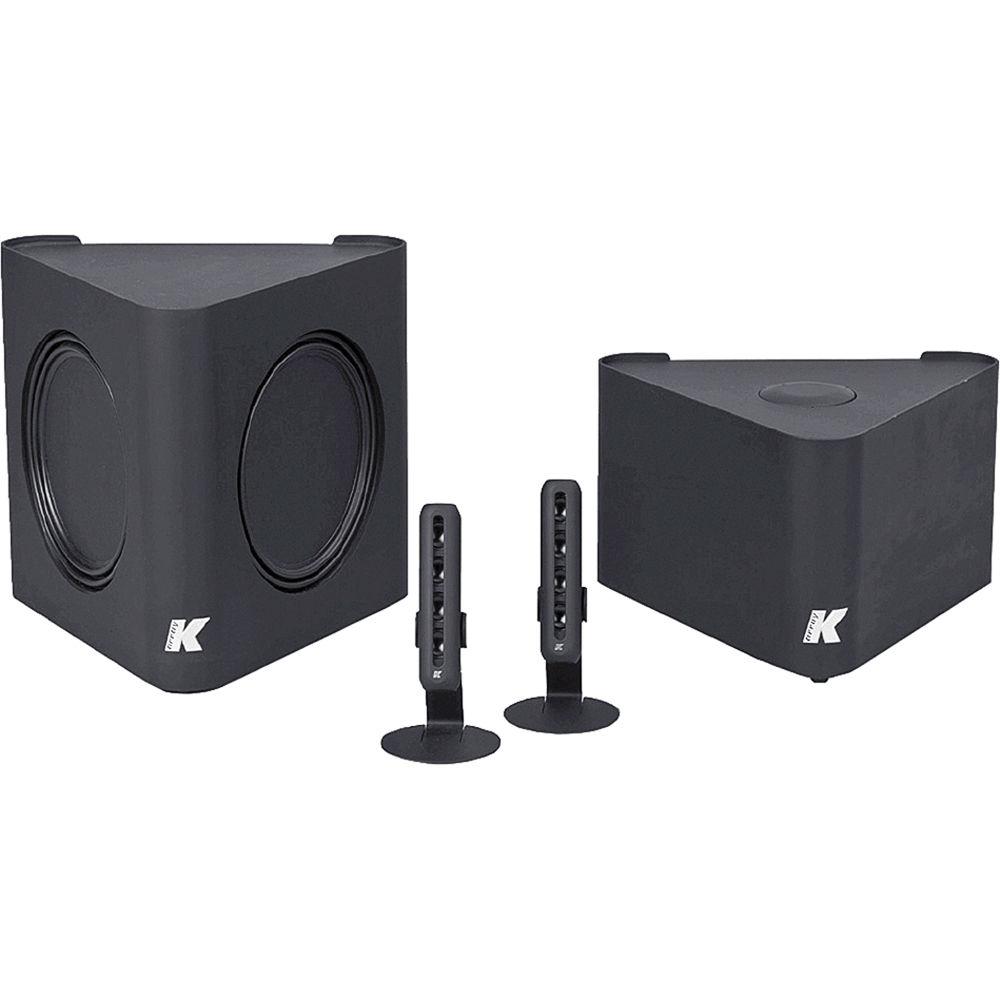 K-Array Piccolo Audio System USPICCOLO B&H Photo Video