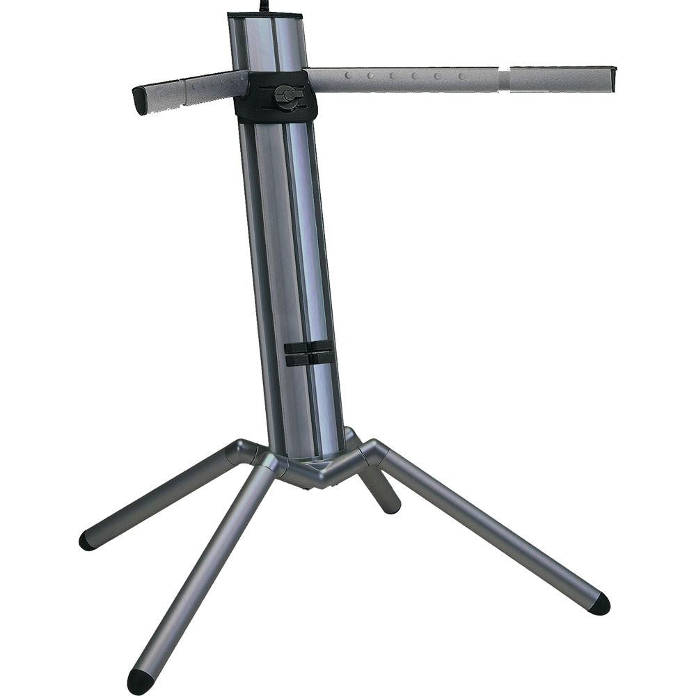 k m 18840 baby spider pro keyboard stand 18840 000 35 b h photo. Black Bedroom Furniture Sets. Home Design Ideas