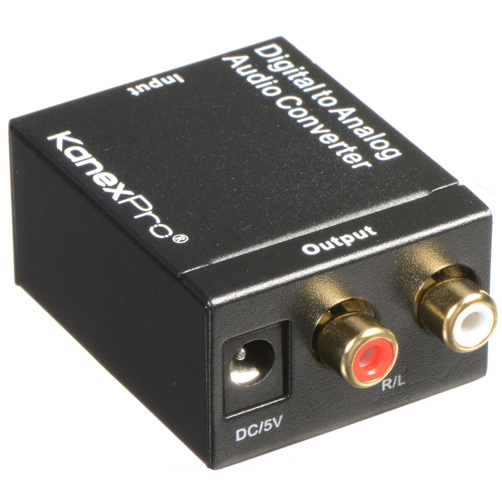 Digital To Analog Audio Converters 99