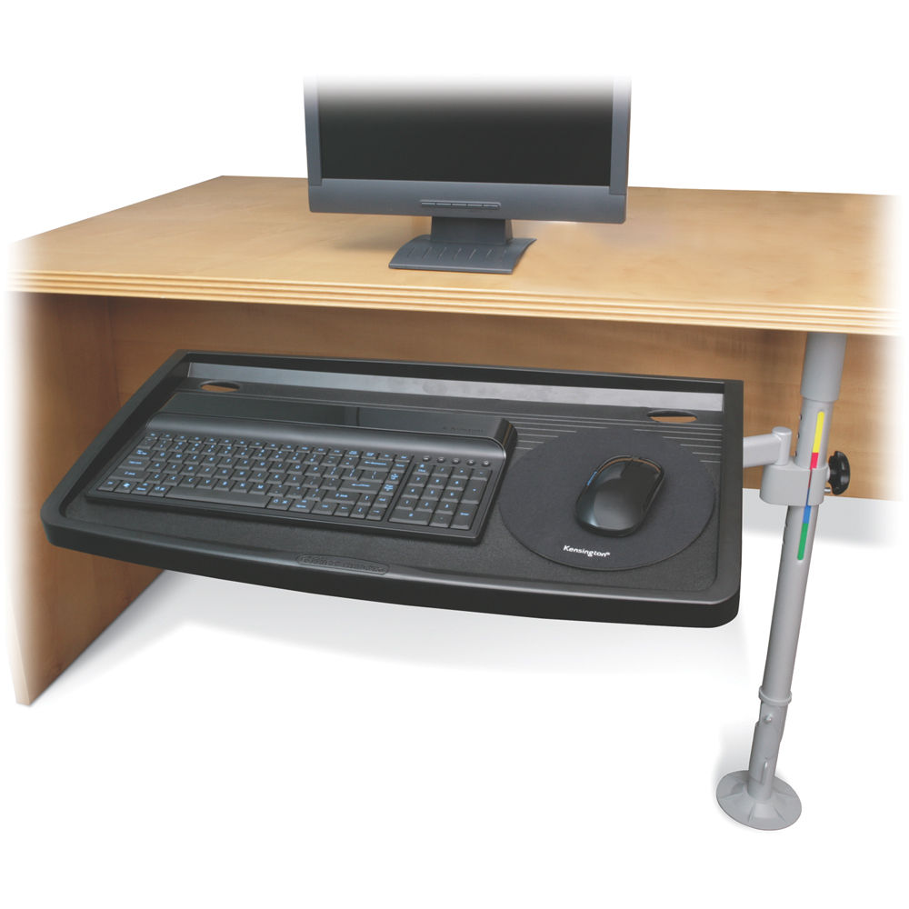 tray products keyboard xpressions hr underdesk drawer safco