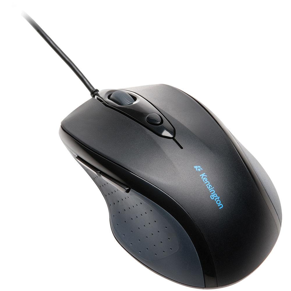 c4bf1edf020 Kensington Pro Fit USB Full-Size Mouse K72369US B&H Photo Video