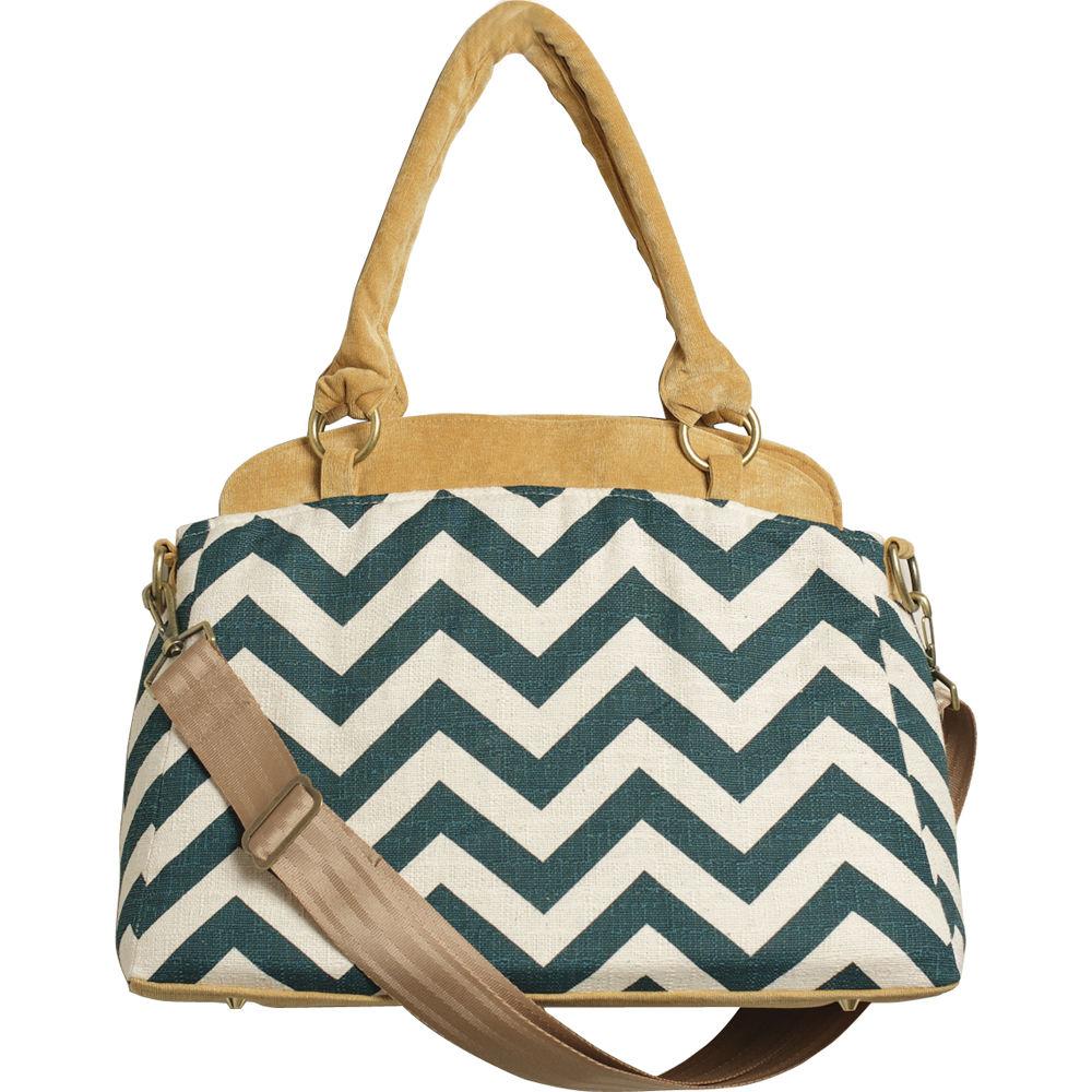 Ketti Handbags Fashion Camera Bag Chevron
