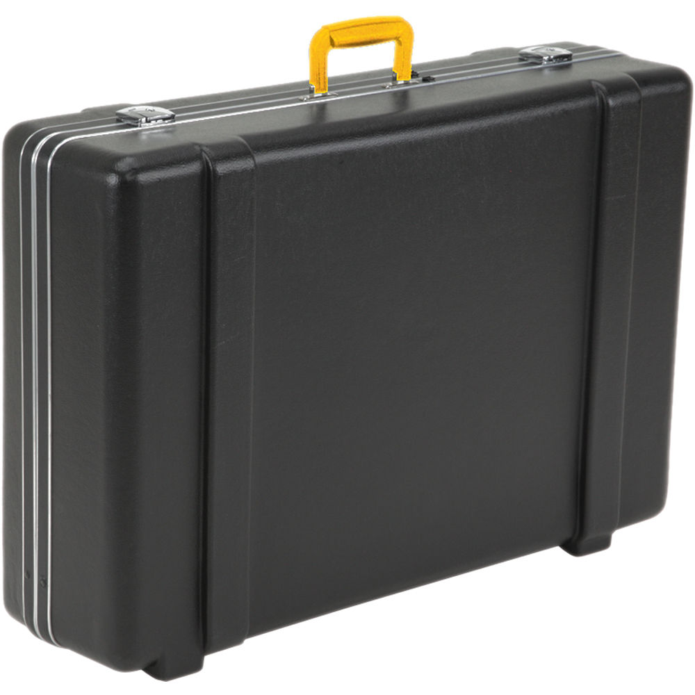 Kino flo kas b4 c clamshell travel case for one barfly kas for Clamshell casing