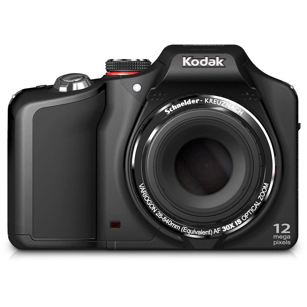 Kodak EasyShare Max Z990 12MP Digital Camera (Black ...