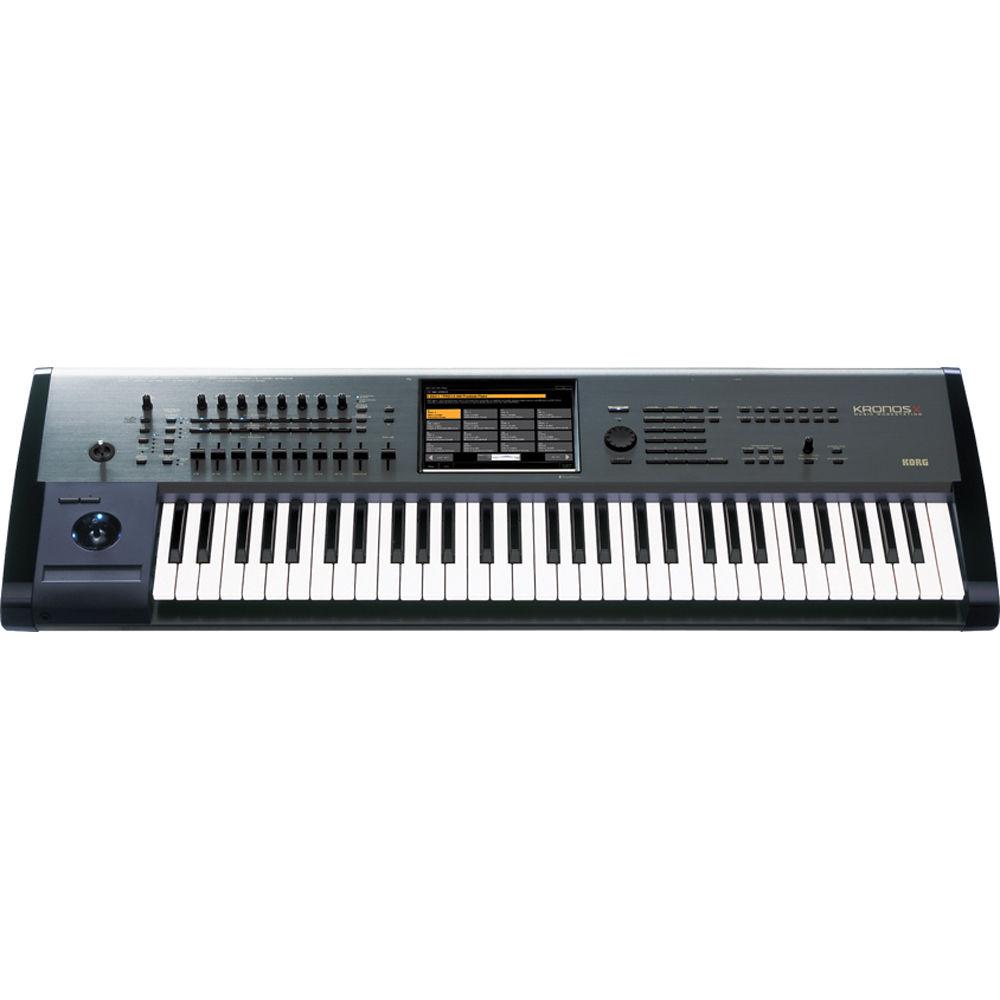 Korg Keyboard Workstations | Musician's Friend