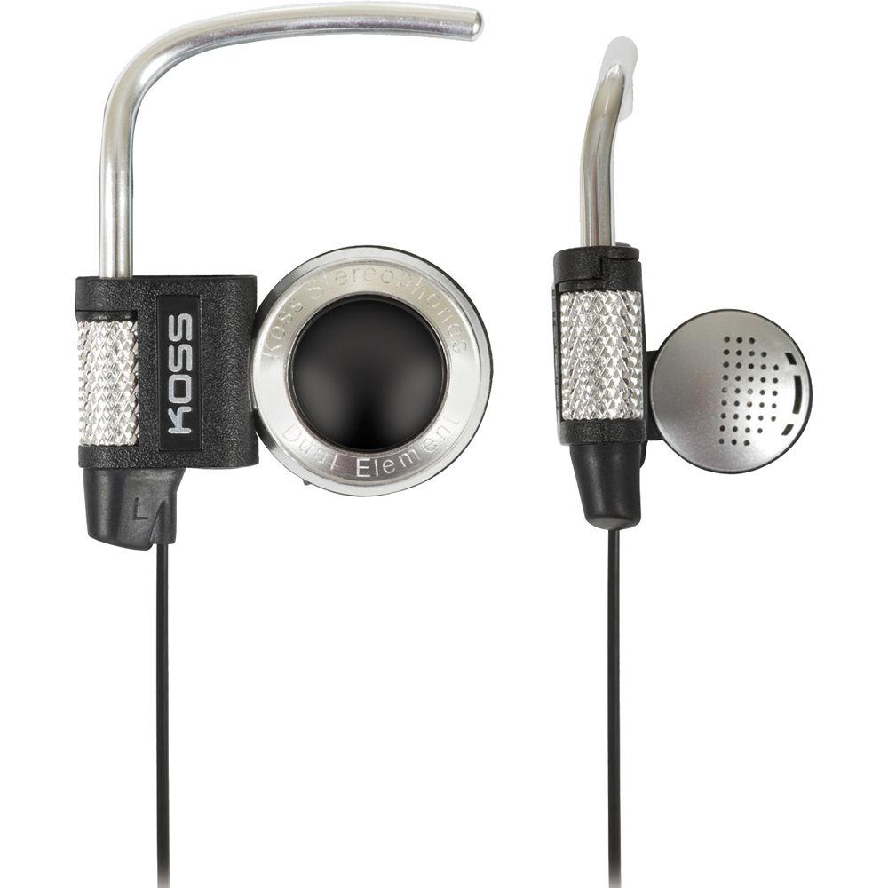 Headphones cord clips - braided cord over ear headphones