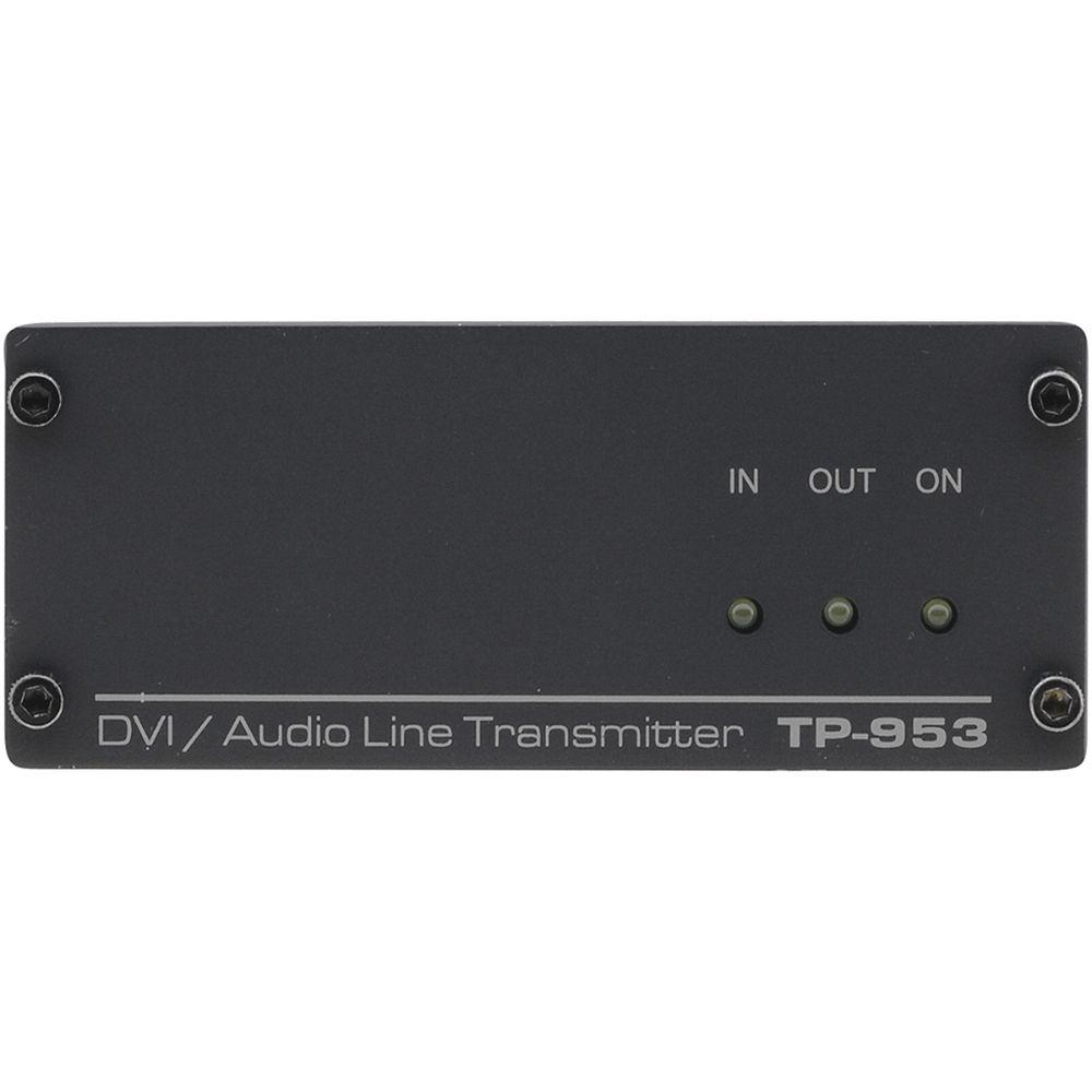 Kramer Tp 953 Dvi Audio Over Twisted Pair Tp 953 B H Photo