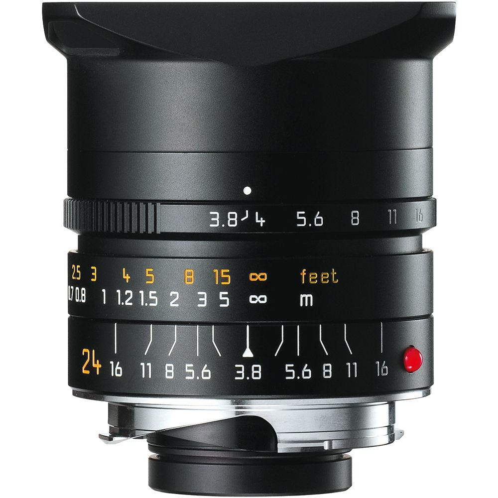 Leica Elmar M 24mm F 38 Asph Lens 11648 Bh Photo Video Lifeproof Ipad Air Fre Case 1907 02 Glacier