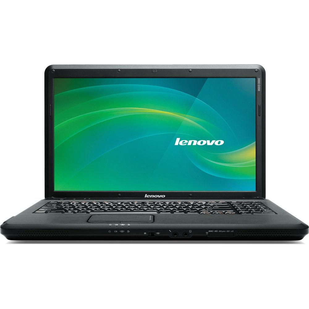 Lenovo G550 15 6 Quot Notebook Computer 2958fdu B Amp H Photo Video
