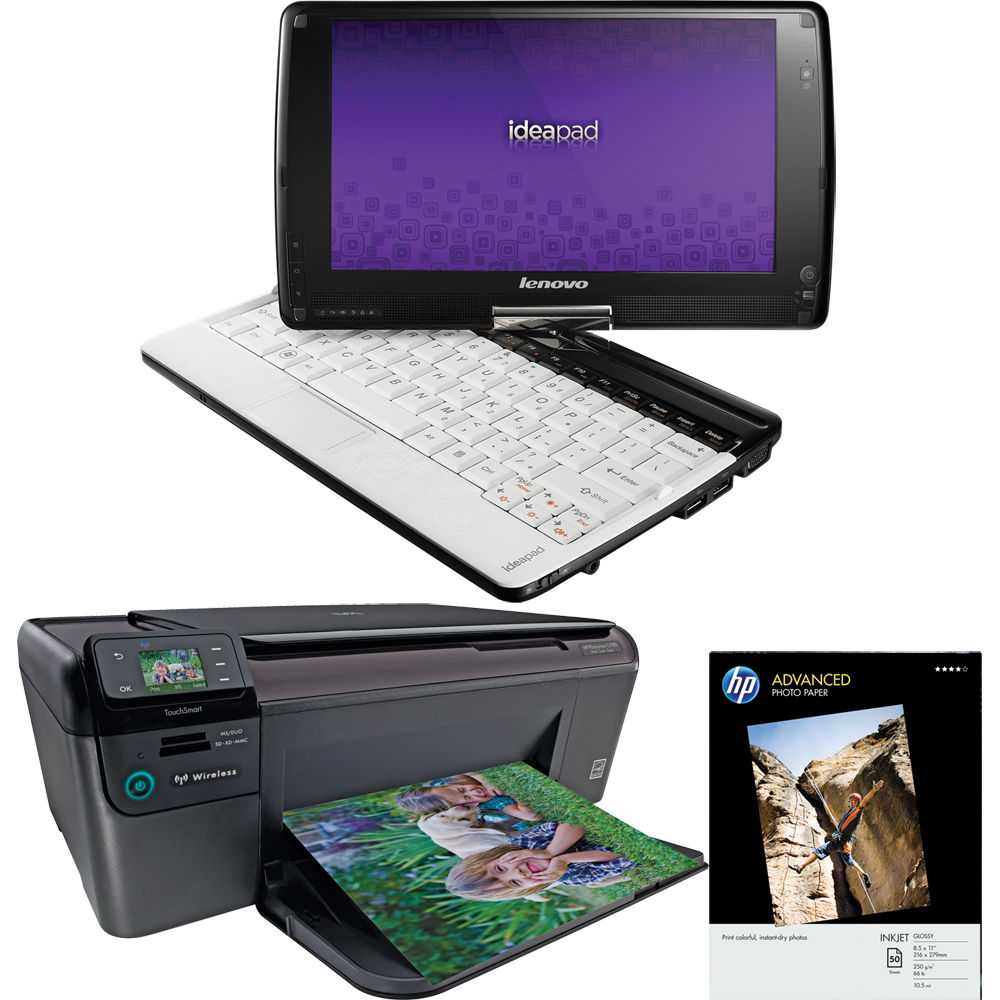 how to connect lenovo tablet to printer