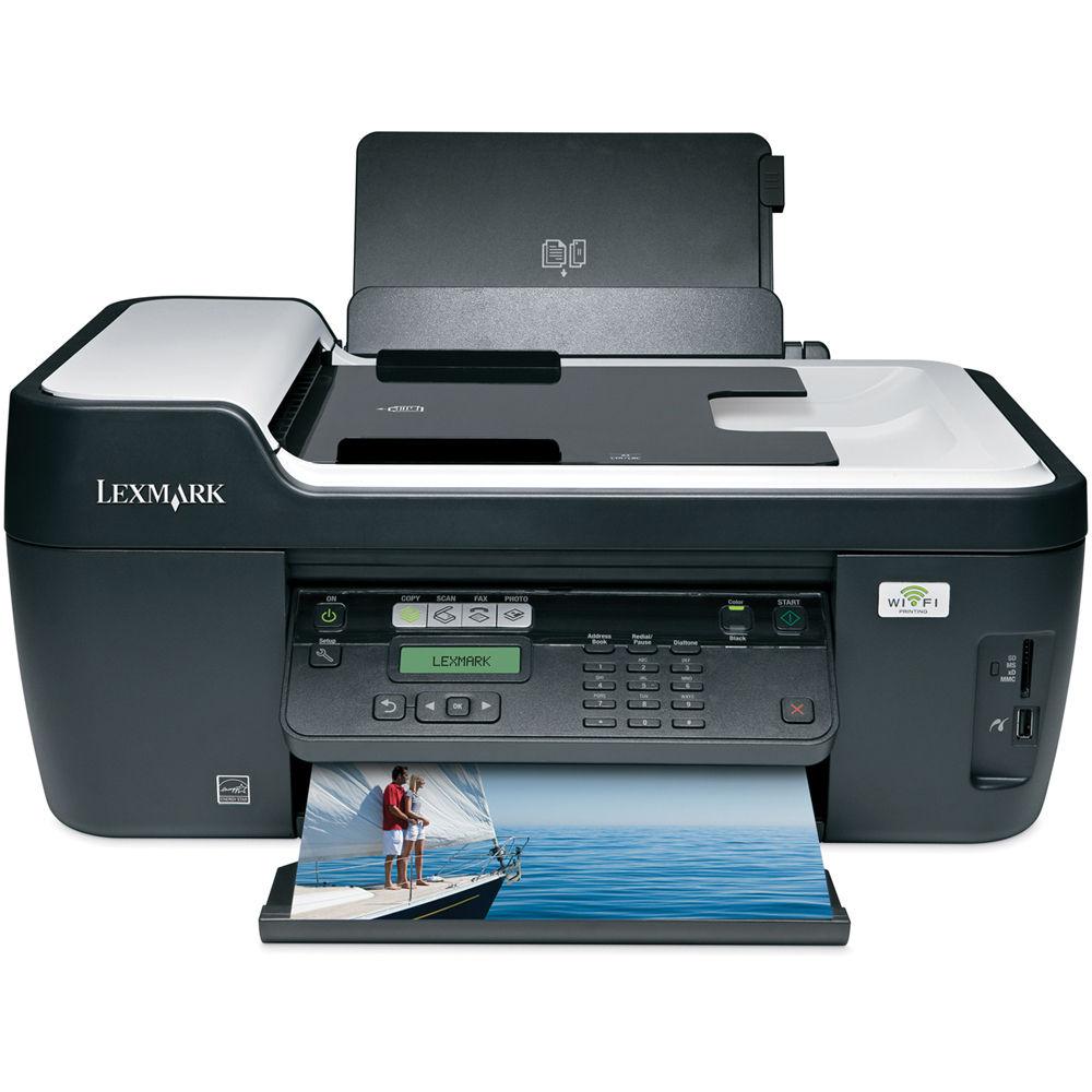 Lexmark X Color All In One Inkjet Printer