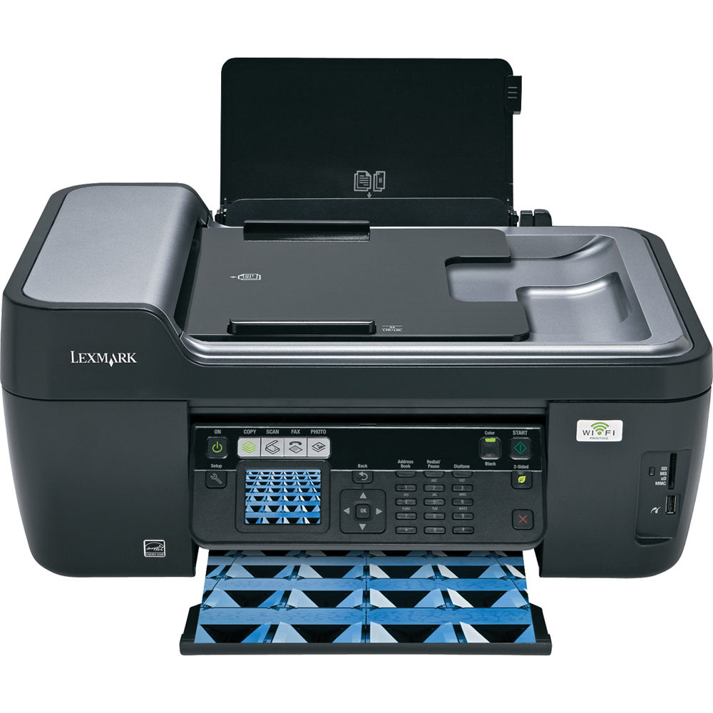 Lexmark Prospect Pro205 Printer Windows 8 X64