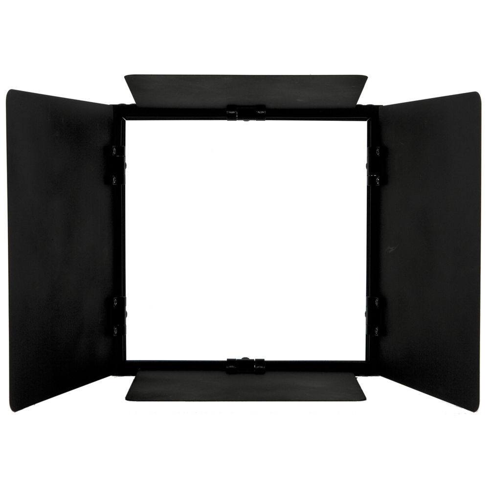 Litepanels 4 Way Barndoors For 1x1 Led Lights 900 3021 Bh Photo
