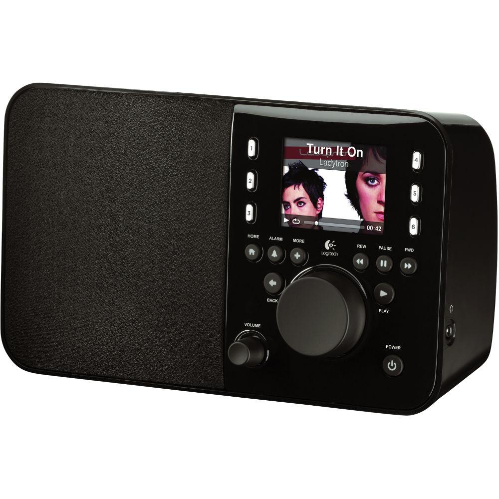 logitech squeezebox radio 930 000101 b h photo video rh bhphotovideo com Logitech User Guides Logitech Internet Radio