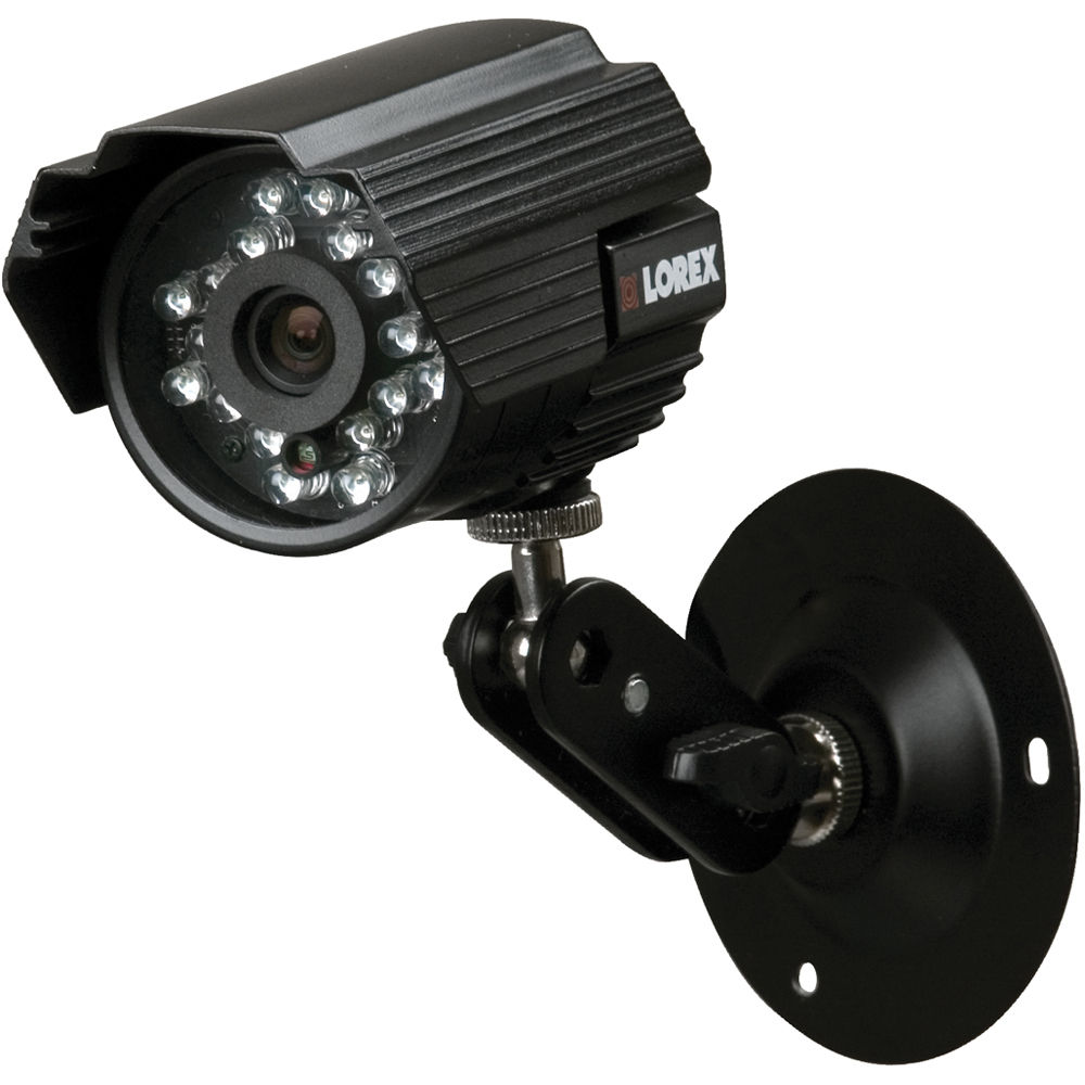 Lorex by FLIR Hi-Res Weatherproof Night Vision Camera SG7561B