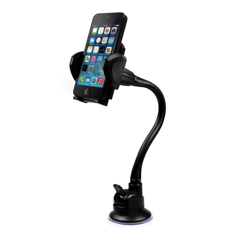 Car Cell Phone Holder Macally mGRIP Automobile Suction Cup Holder Mount MGRIP B&H