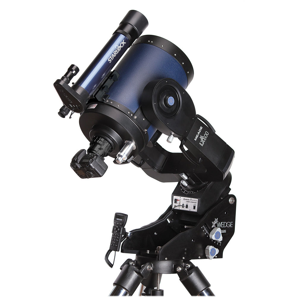 Meade Lx600 Acf 254mm F 8 Go To Cassegrain Telescope 1008