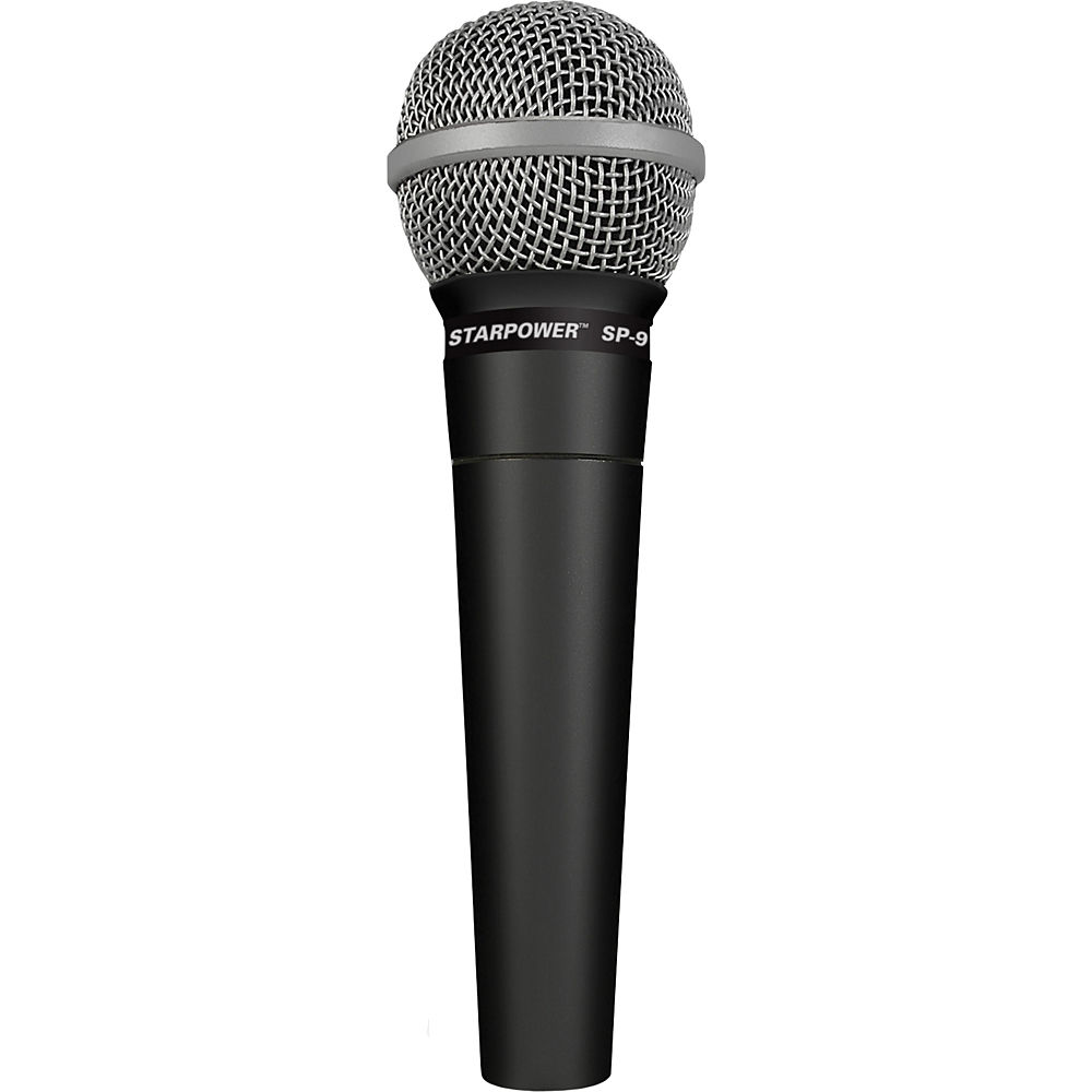 nady sp 9 dynamic microphone sp 9 b h photo video. Black Bedroom Furniture Sets. Home Design Ideas