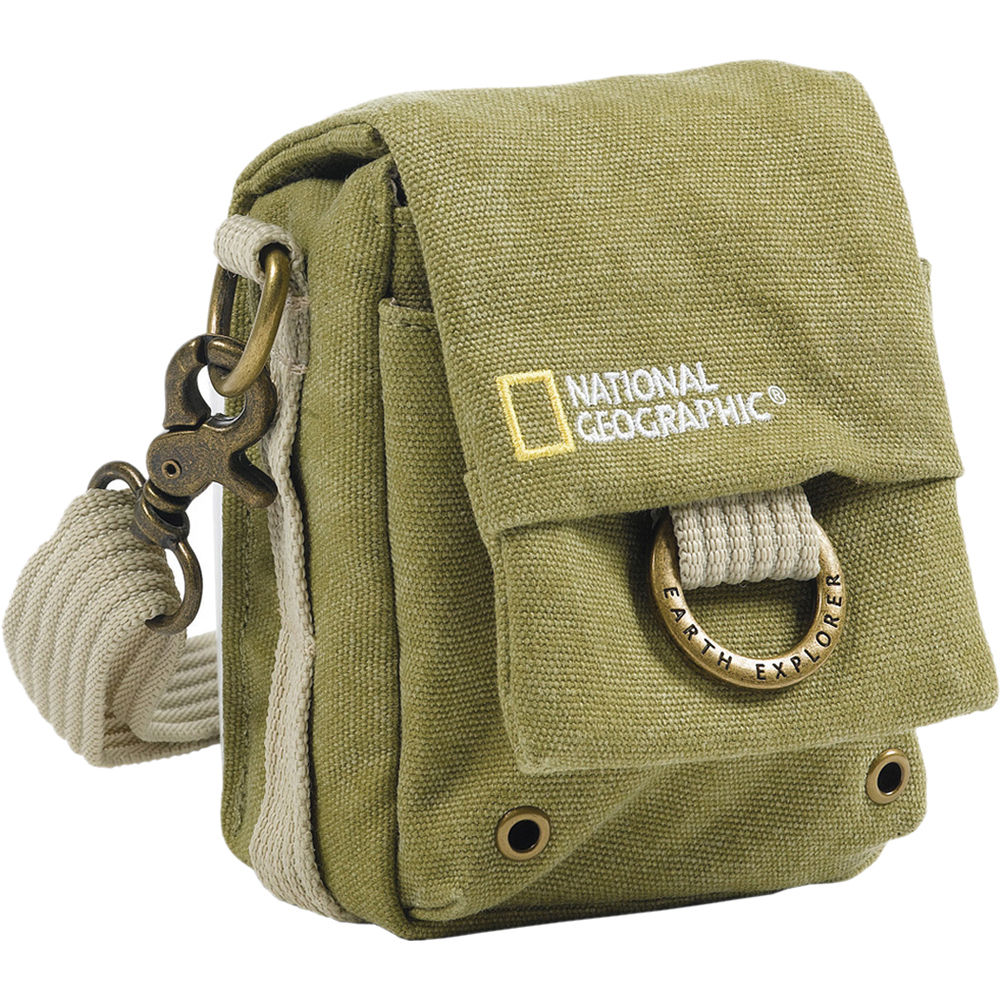 National Geographic NG 1153 Medium Camera Pouch (Beige)
