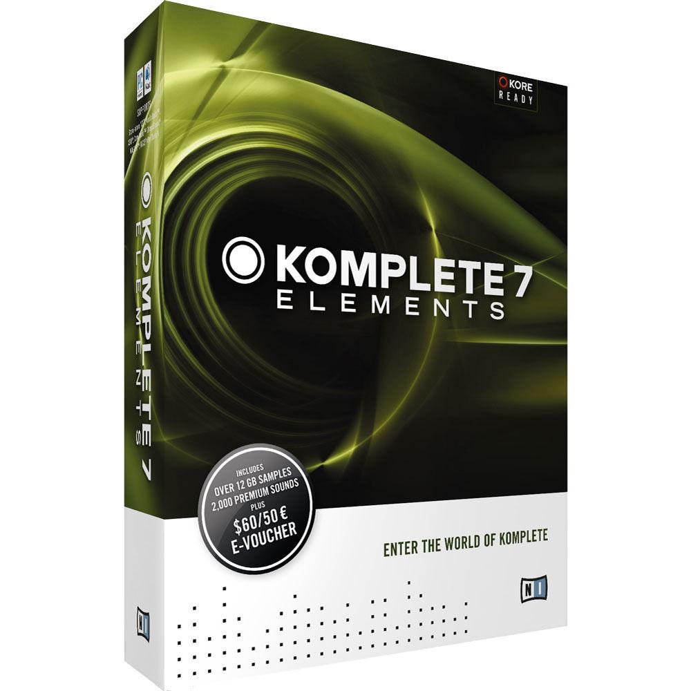 komplete elements 7 upgrade
