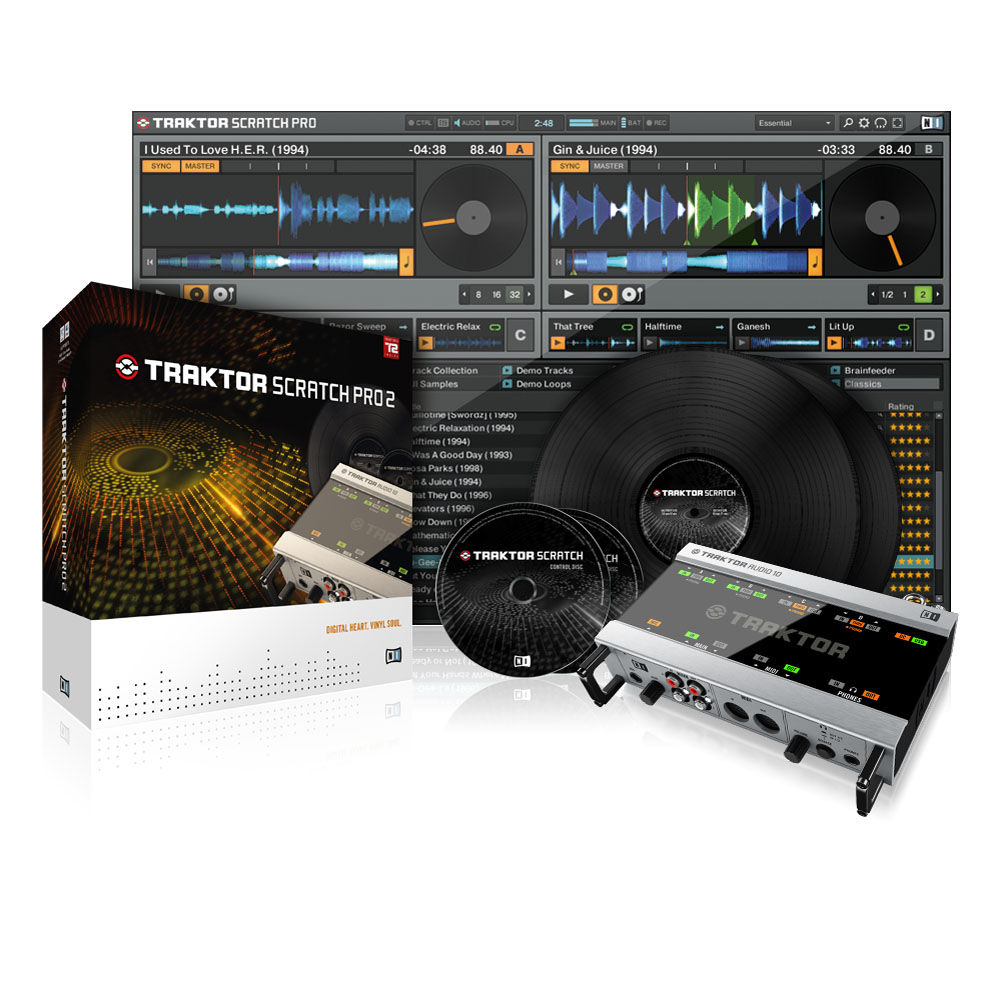 native instruments traktor scratch pro download