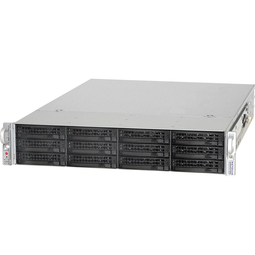 Netgear readynas 3200 12tb 6x 2tb 12 bay rn12p0620 Storage bay