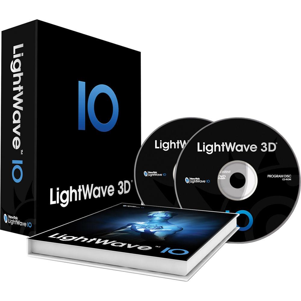 newtek lightwave 3d 10 full electronic manual lw040000 0100 rh bhphotovideo com