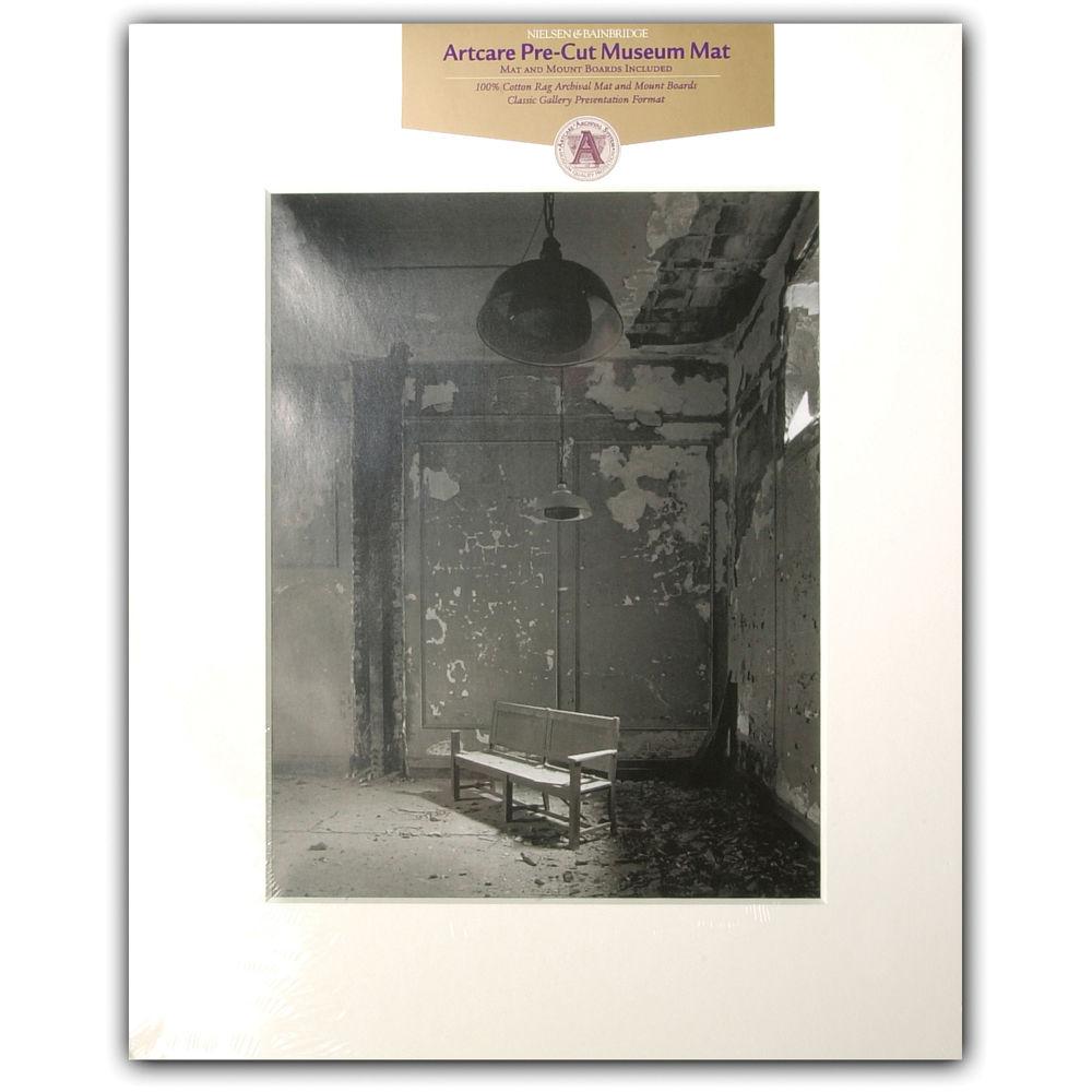 Nielsen & Bainbridge Mat - Fits Gallery Frame, 16x20\