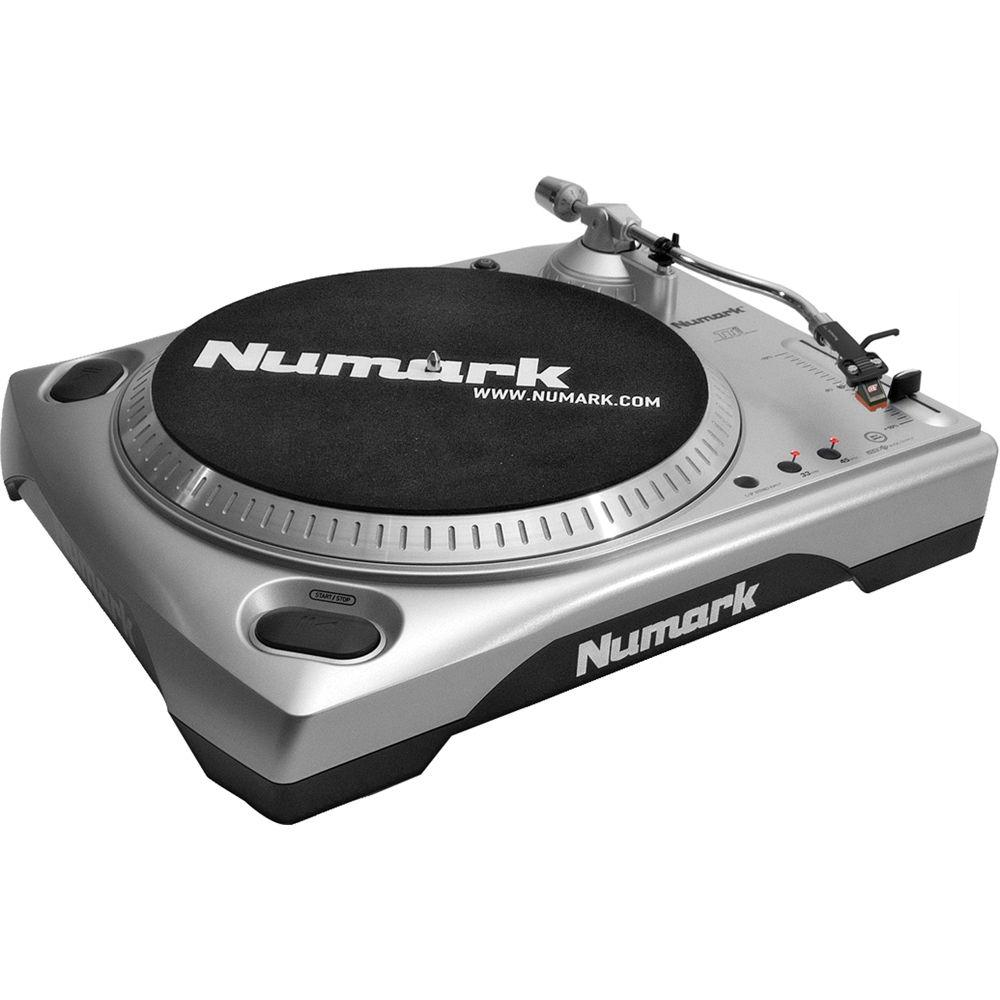 Numark Dj Turntables : numark ttusb belt drive battle and club turntable ttusb1 b h ~ Hamham.info Haus und Dekorationen