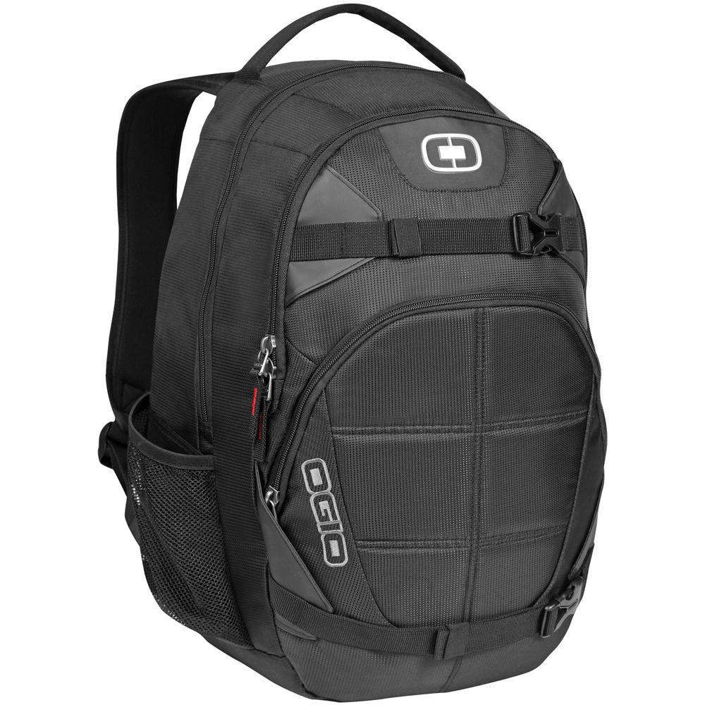 OGIO Rebel Backpack (Black) 111054.03 B&H Photo Video