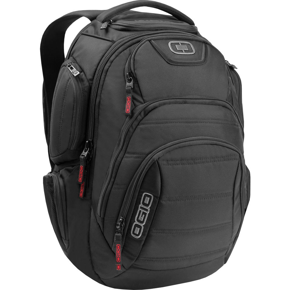 OGIO Renegade RSS Backpack (Black) 111059.03 B&H Photo Video