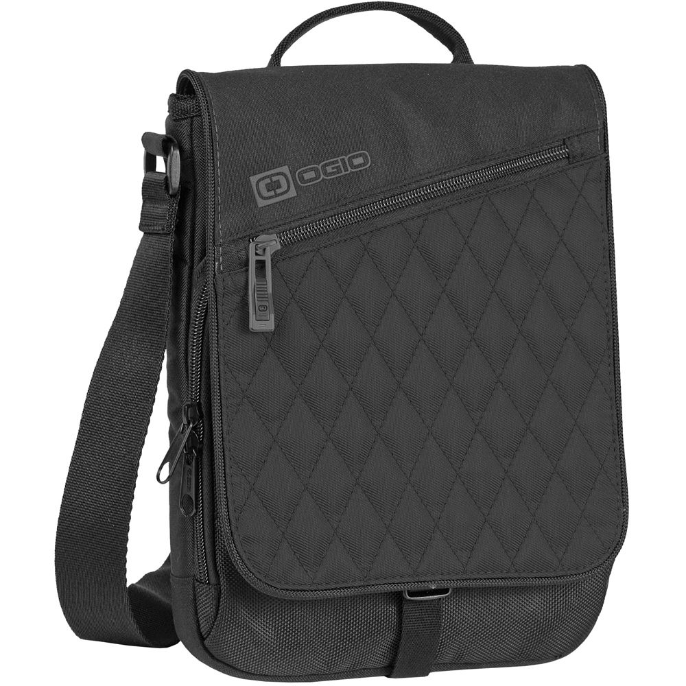 OGIO Module Tablet Messenger Bag (Black) 117014.143 B&H Photo