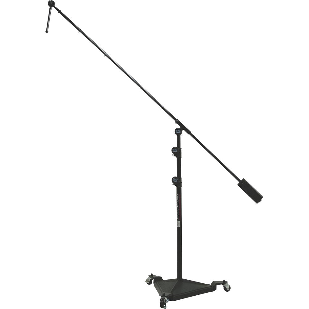 on stage sm7650 hex base microphone stand sms7650 b h photo. Black Bedroom Furniture Sets. Home Design Ideas