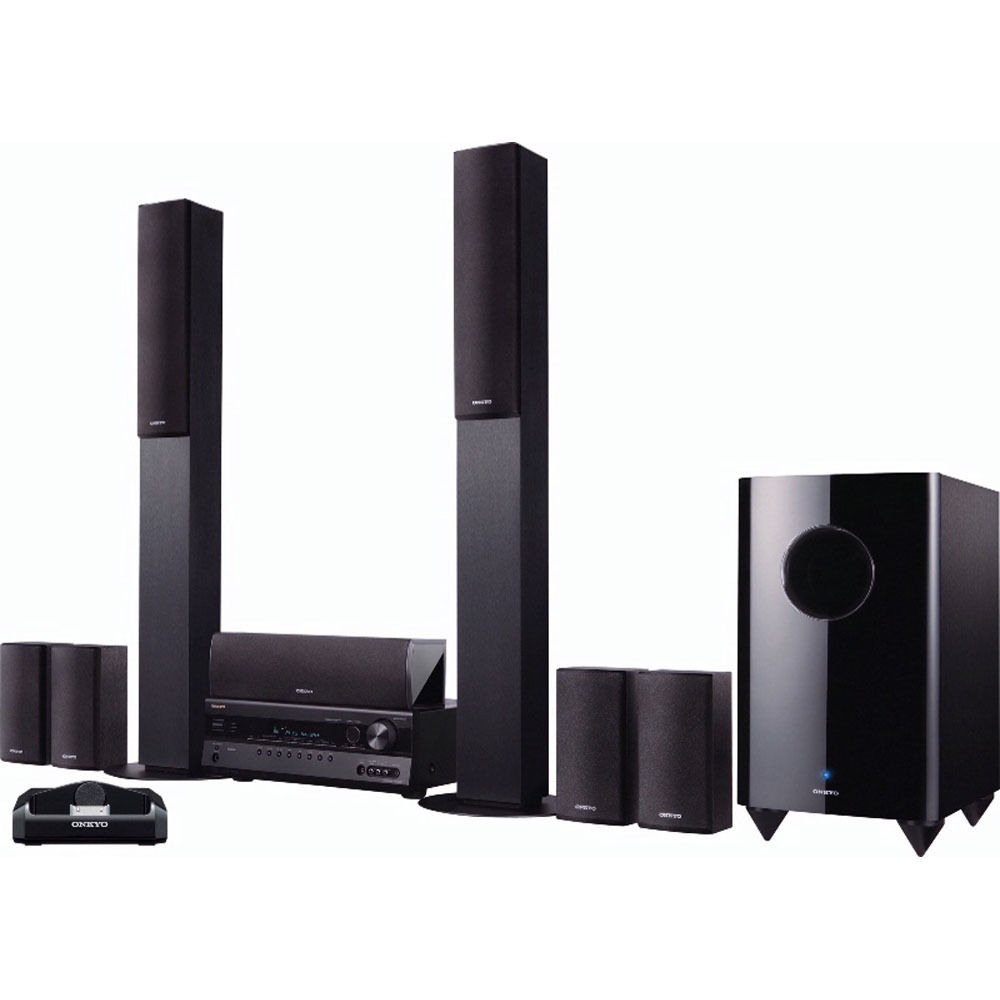 Onkyo HT-S7300 3D-Ready 7.1 Channel Home Theater System HT