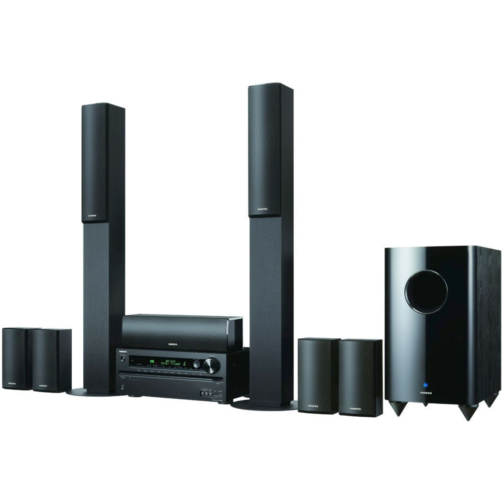 Onkyo HT-S8400 Home Theater System HT-S8400 B&H Photo Video