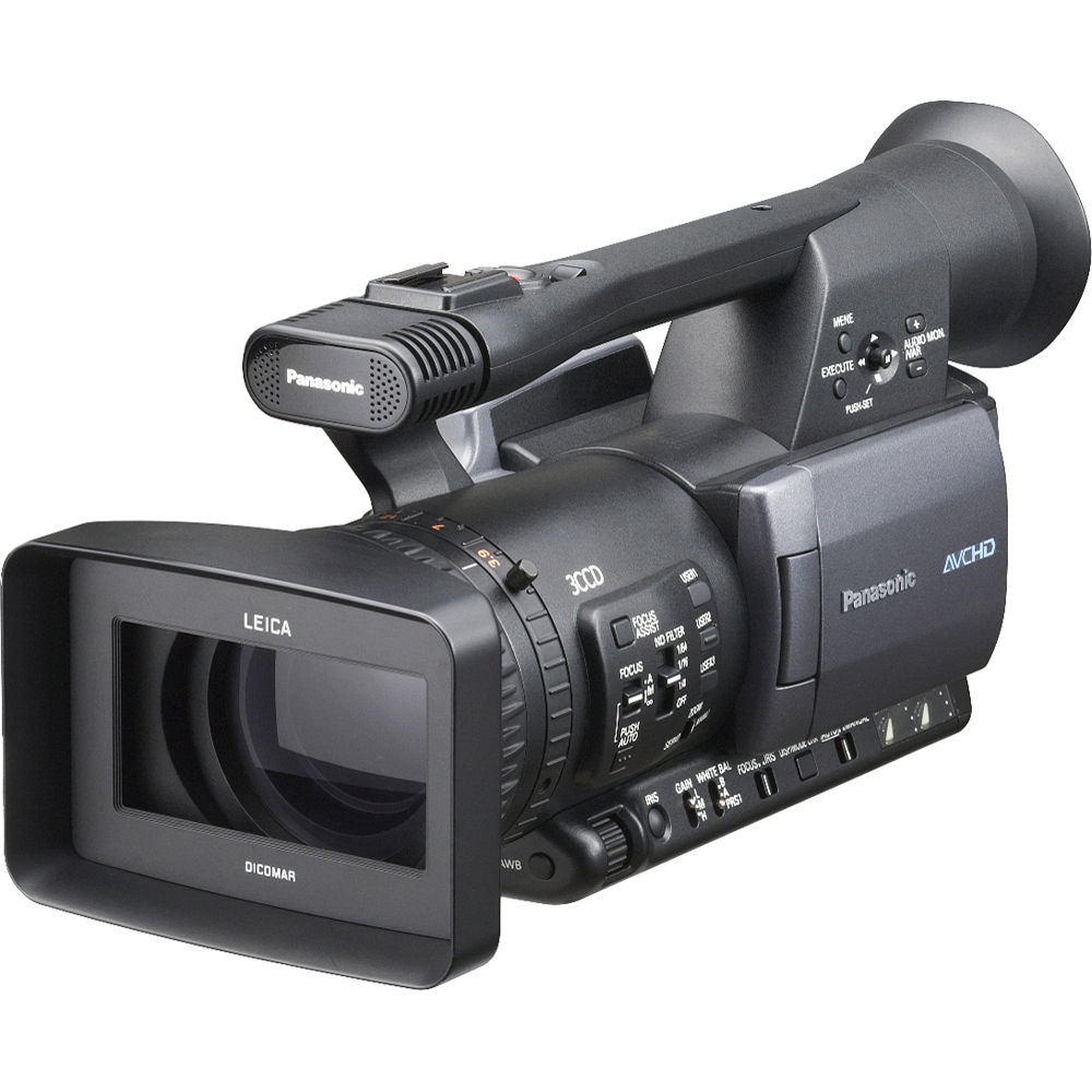 panasonic ag hmc150 avccam camcorder aghmc150pj b h photo video rh bhphotovideo com panasonic 3ccd video camera user manual Panasonic Camcorder
