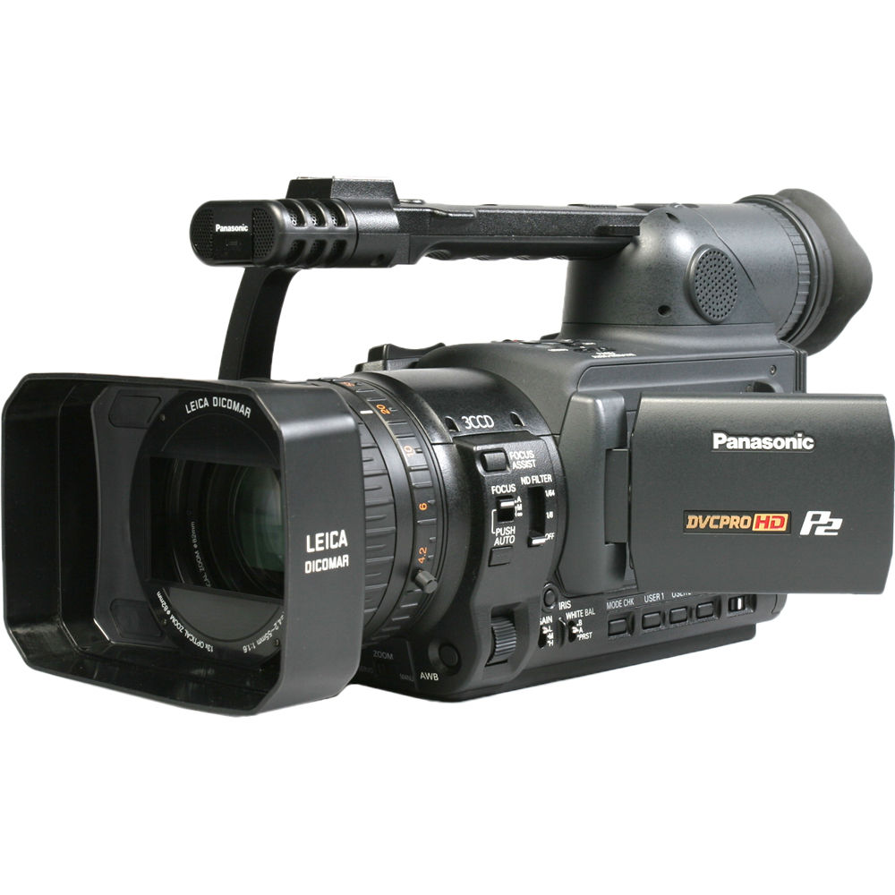 panasonic ag hvx200a p2hd camcorder ag hvx200apj b h photo video rh bhphotovideo com Panasonic 3Mos HD Camcorder Panasonic DVX100B