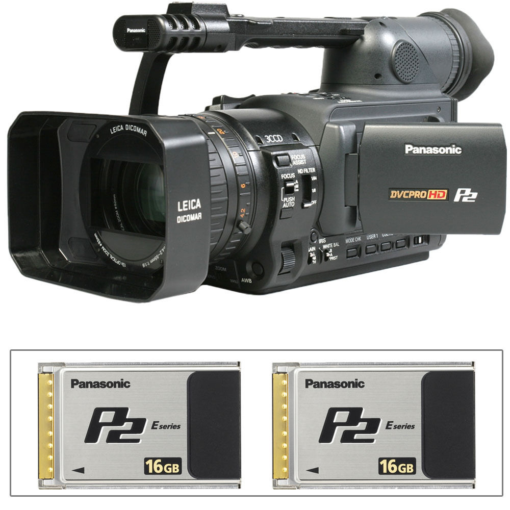 panasonic ag hvx200k 3 ccd p2 dvcpro hd camcorder b h photo rh bhphotovideo com Panasonic AVCCAM 3CCD panasonic 3ccd video camera user manual
